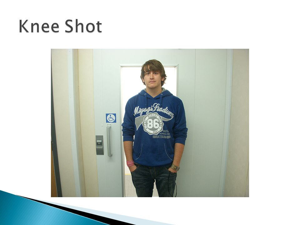 Knee Shot