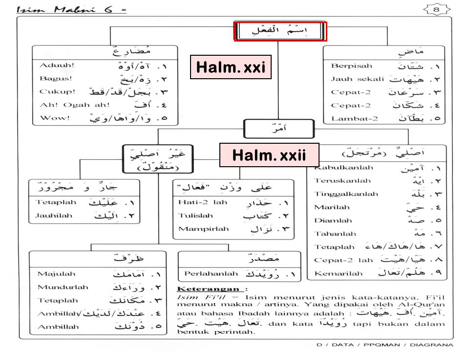 Halm. xxi Halm. xxii