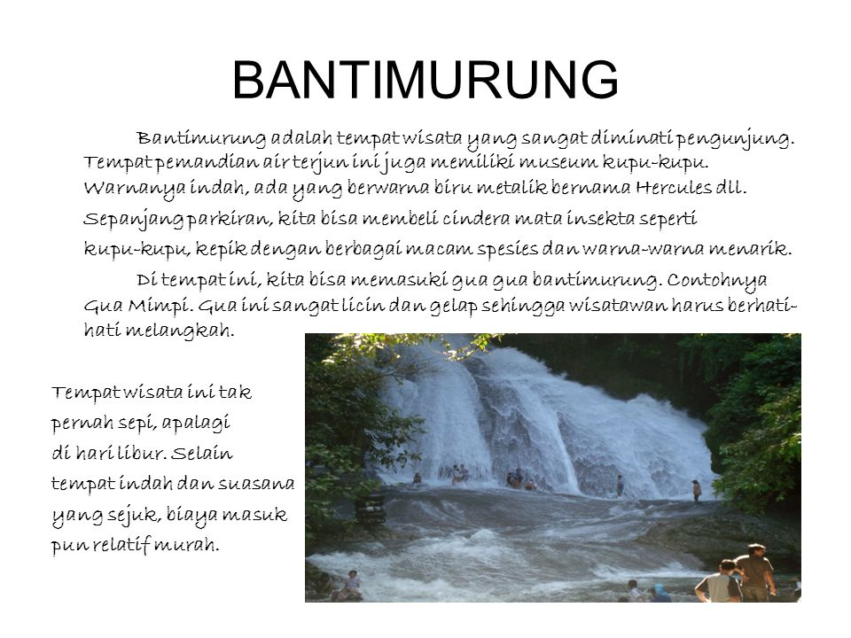 BANTIMURUNG