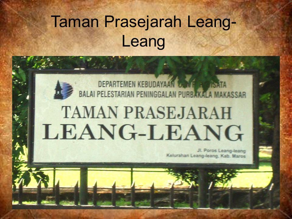 Taman Prasejarah Leang-Leang