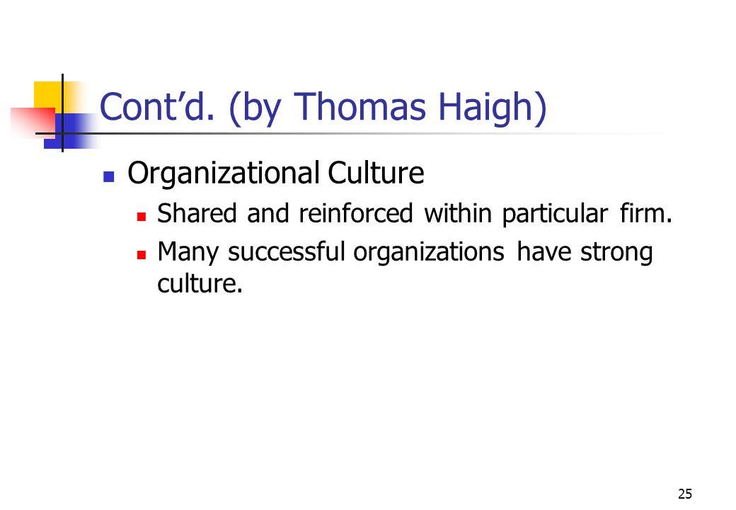 Cont'd. (by Thomas Haigh)