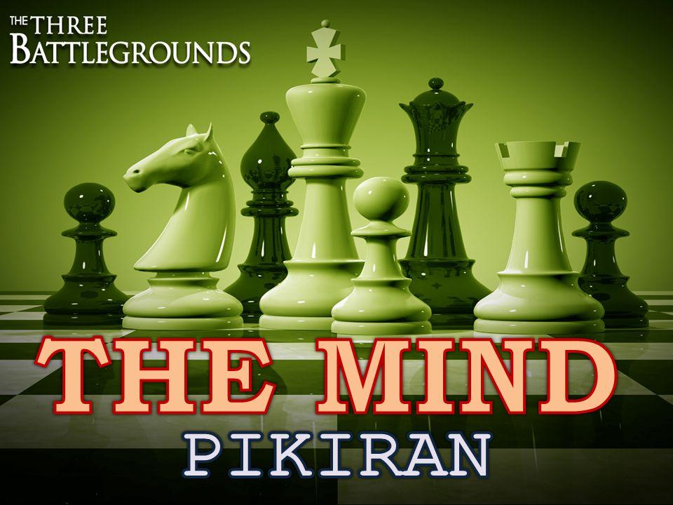 THE MIND PIKIRAN