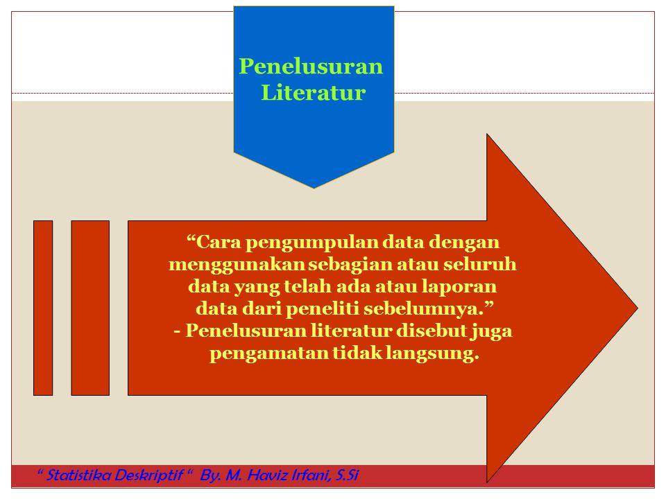 Penelusuran Literatur