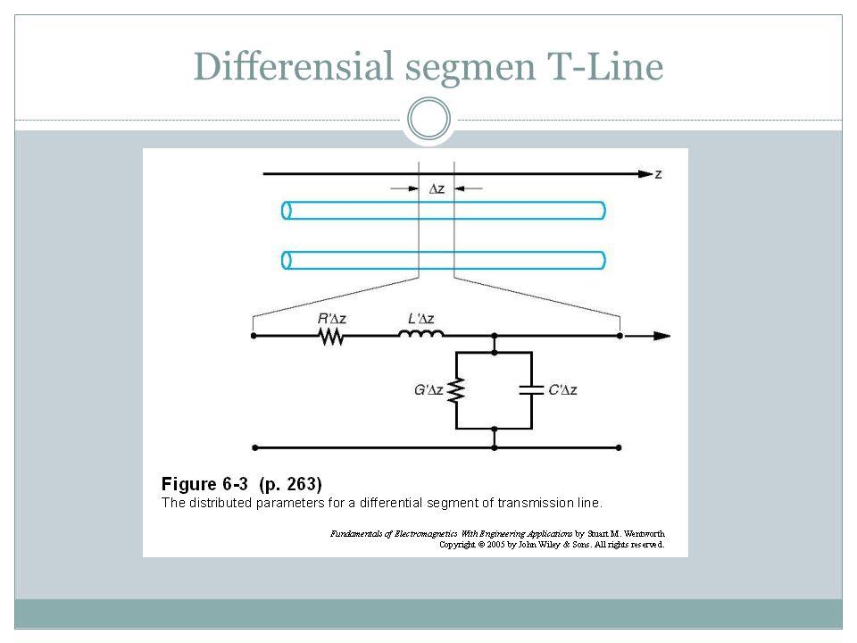Differensial segmen T-Line