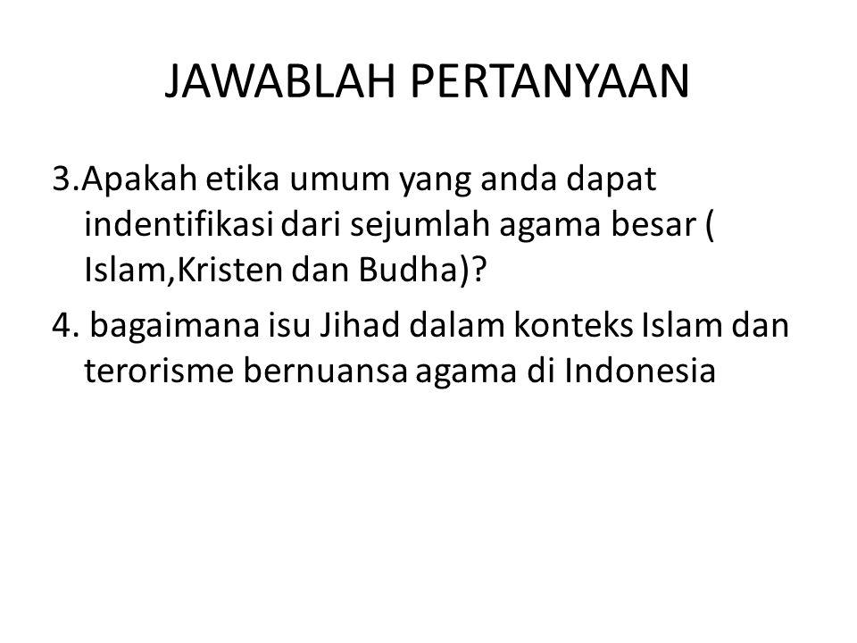 JAWABLAH PERTANYAAN