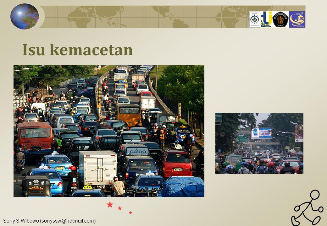 Isu kemacetan