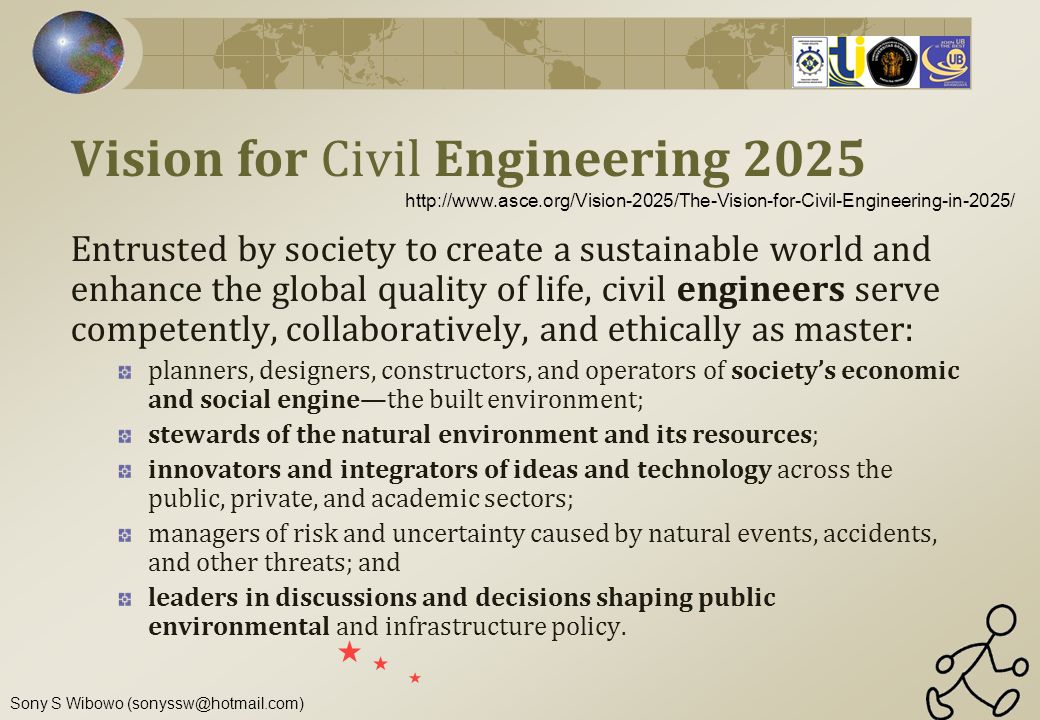 Vision for Civil Engineering 2025