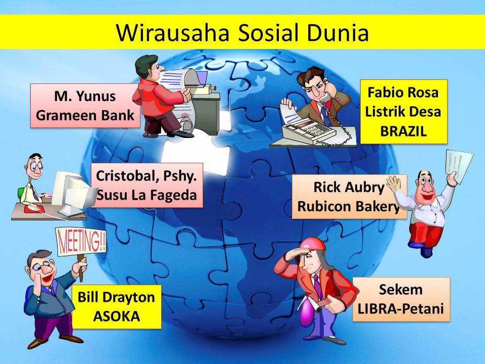 Wirausaha Sosial Dunia