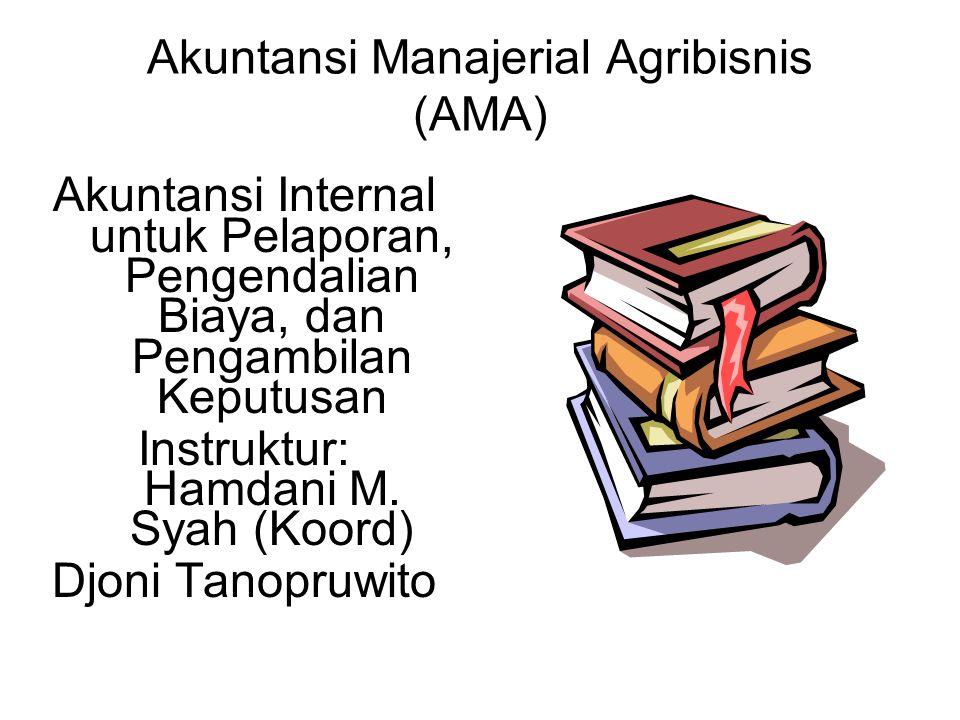 Akuntansi Manajerial Agribisnis (AMA)