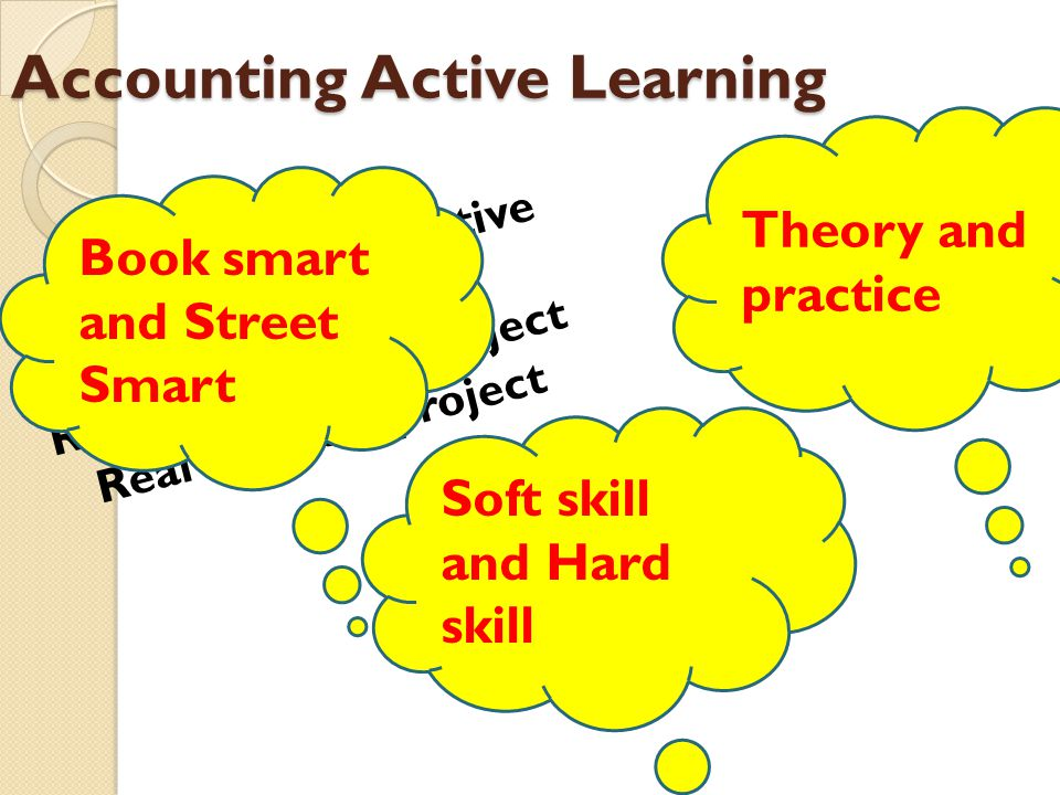 Accounting Active Learning