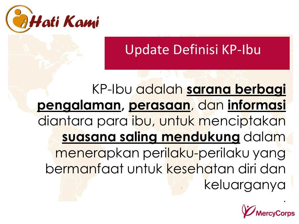 Update Definisi KP-Ibu