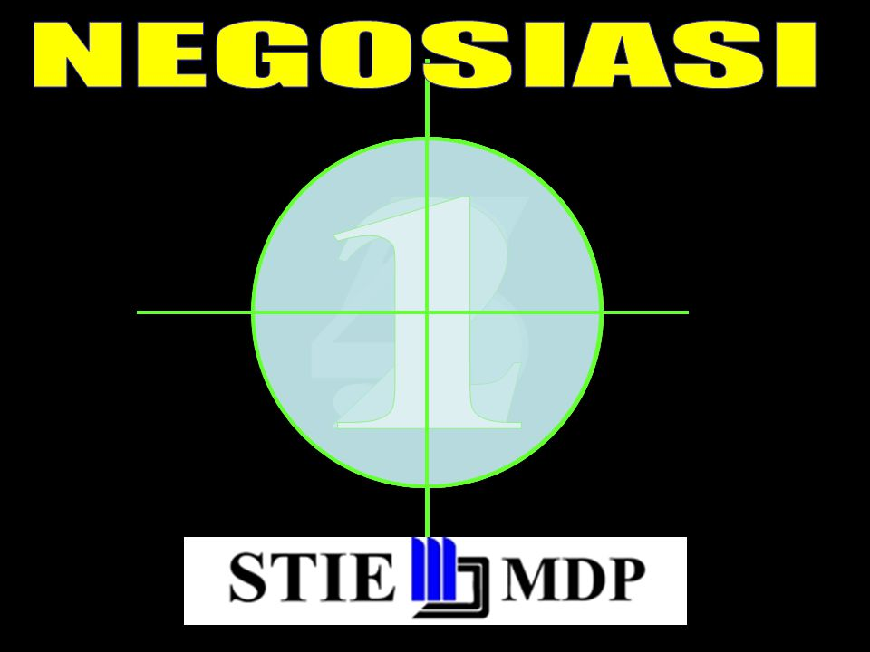 NEGOSIASI 1 2 3 4 5
