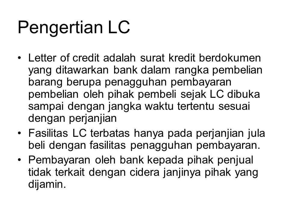 Pengertian LC