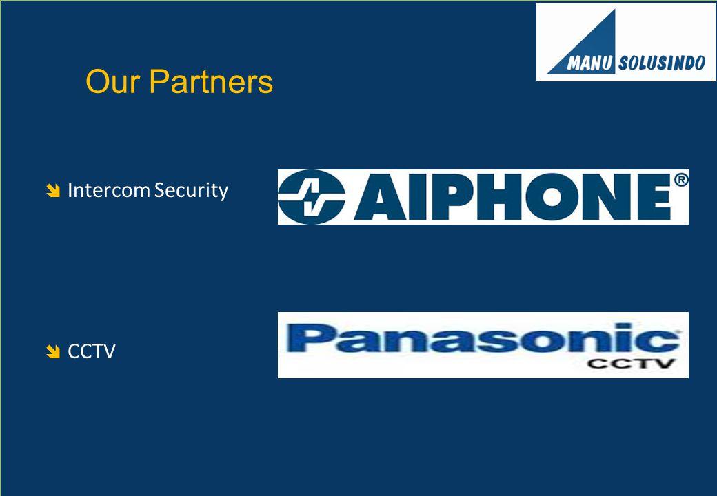 Our Partners Intercom Security CCTV