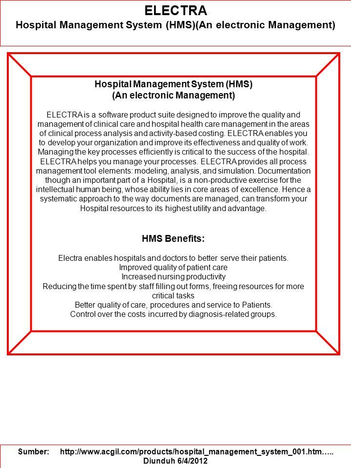 Hospital Management System (HMS)