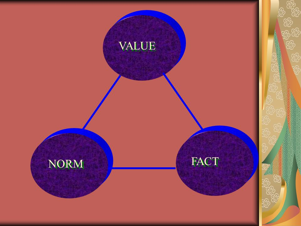 VALUE FACT NORM