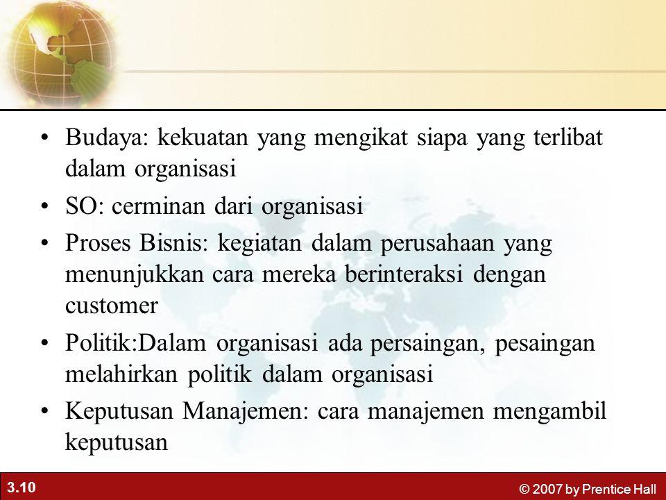 Budaya: kekuatan yang mengikat siapa yang terlibat dalam organisasi