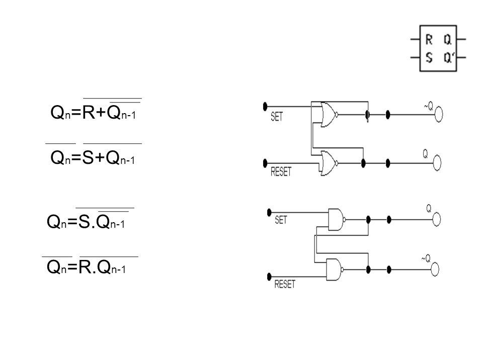 Qn=R+Qn-1 Qn=S+Qn-1 Qn=S.Qn-1 Qn=R.Qn-1