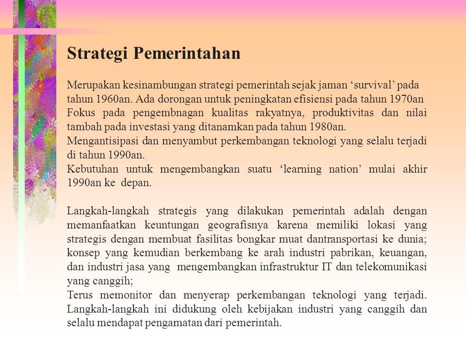 Strategi Pemerintahan
