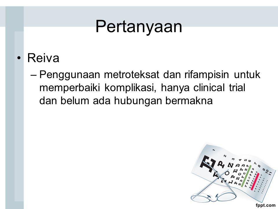 Pertanyaan Reiva.