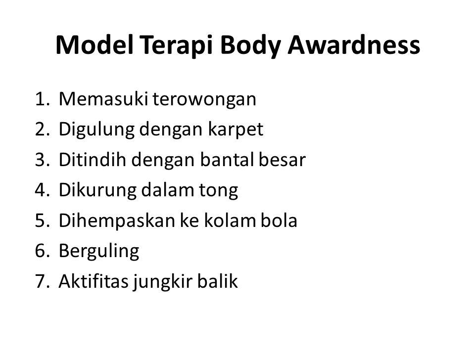 Model Terapi Body Awardness