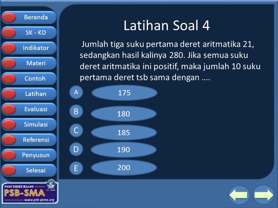 Latihan Soal 4