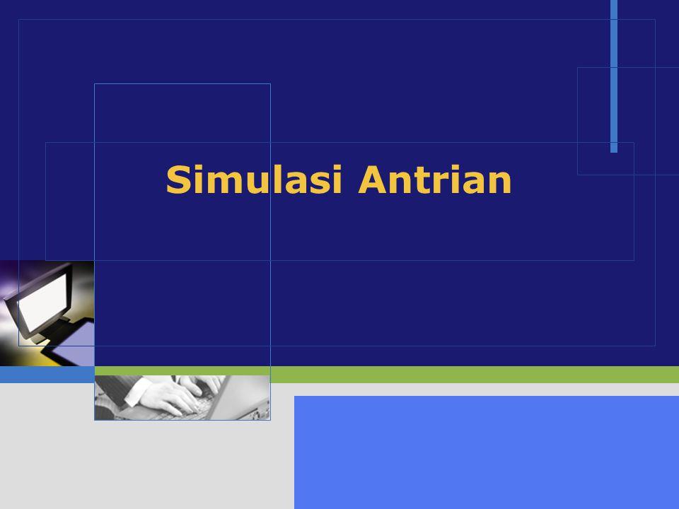 Simulasi Antrian