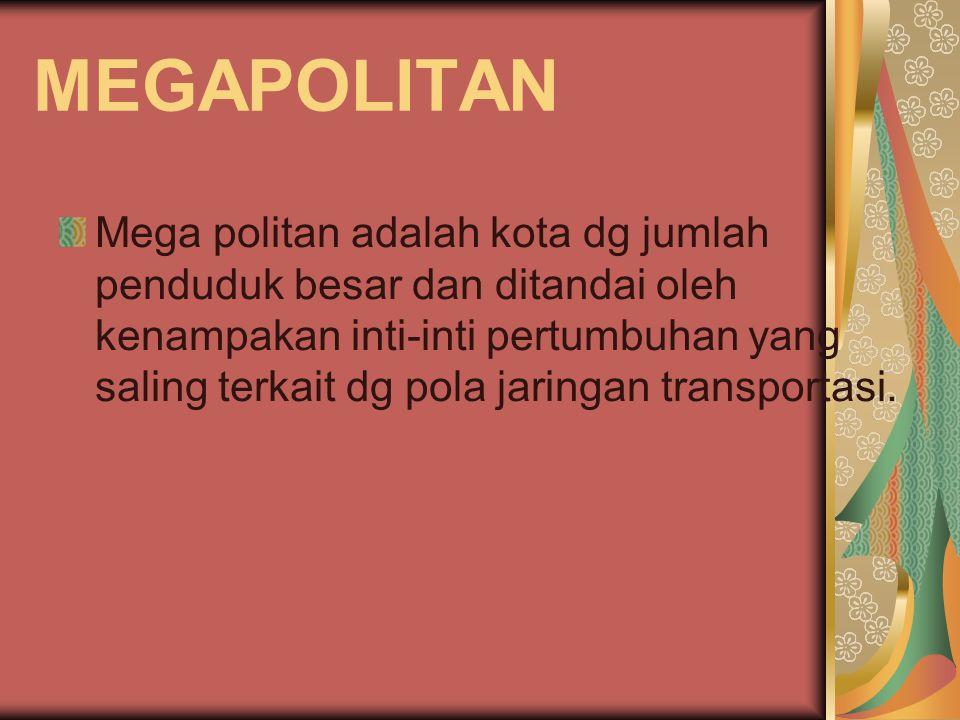 MEGAPOLITAN