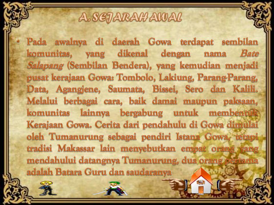 A. SEJARAH AWAL