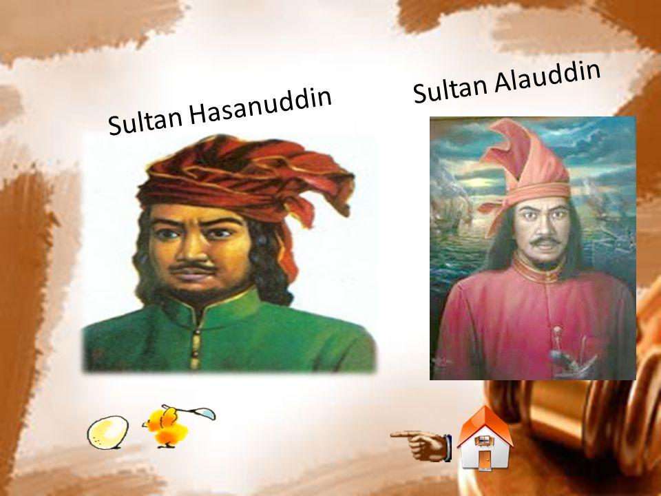 Sultan Alauddin Sultan Hasanuddin