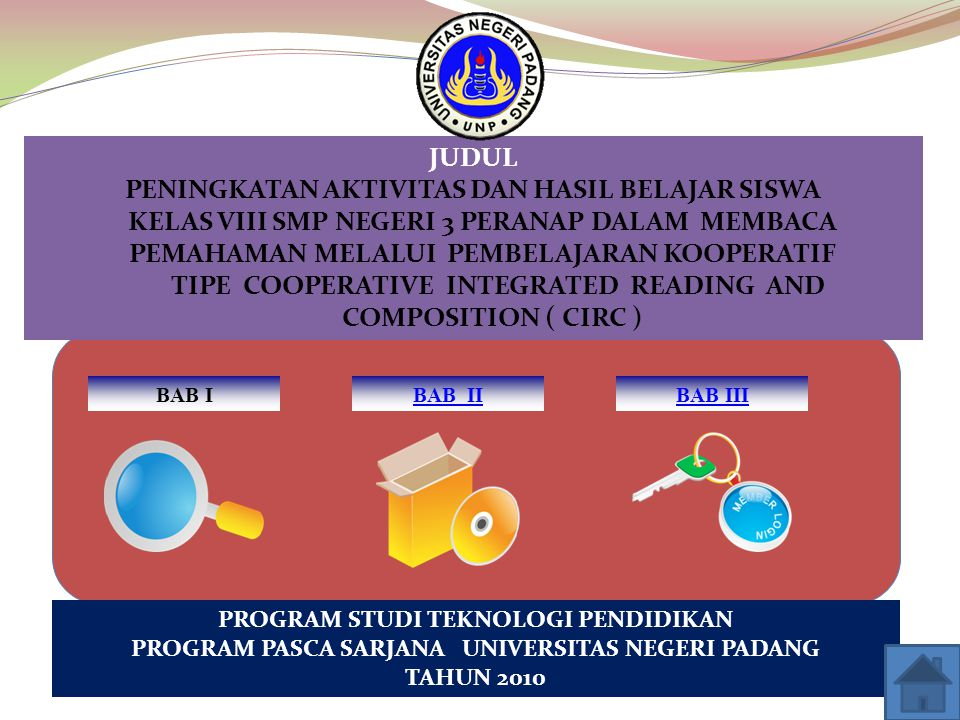 JUDUL COMPOSITION ( CIRC )