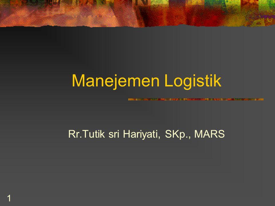 Rr.Tutik sri Hariyati, SKp., MARS