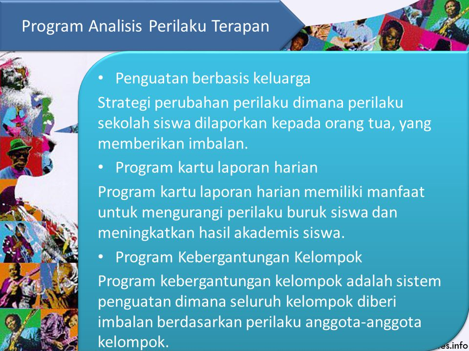 Program Analisis Perilaku Terapan
