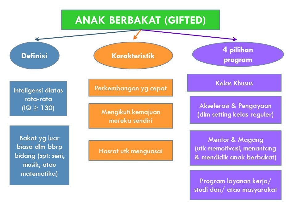 ANAK BERBAKAT (GIFTED)