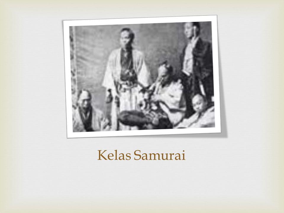 Kelas Samurai