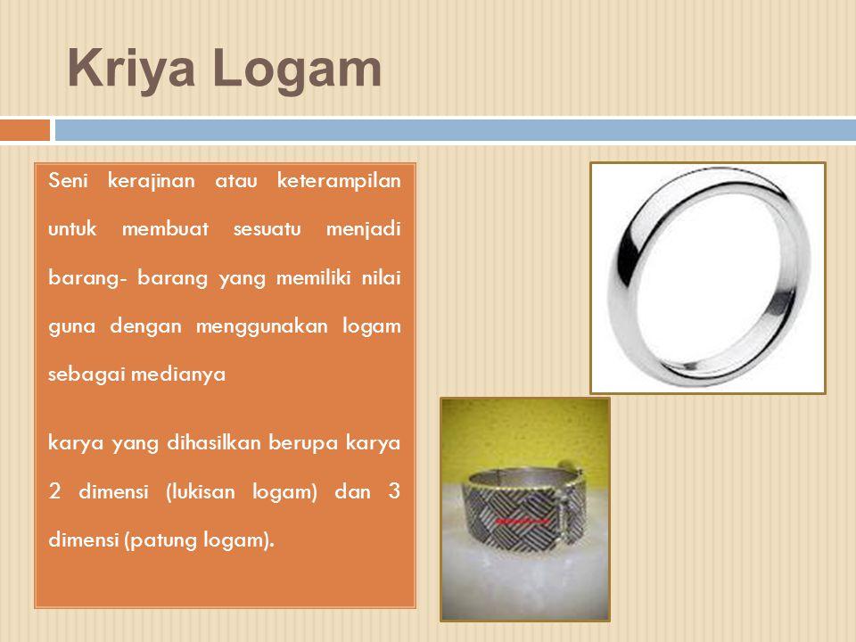 Kriya Logam