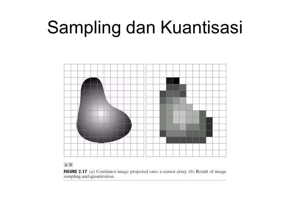 Sampling dan Kuantisasi