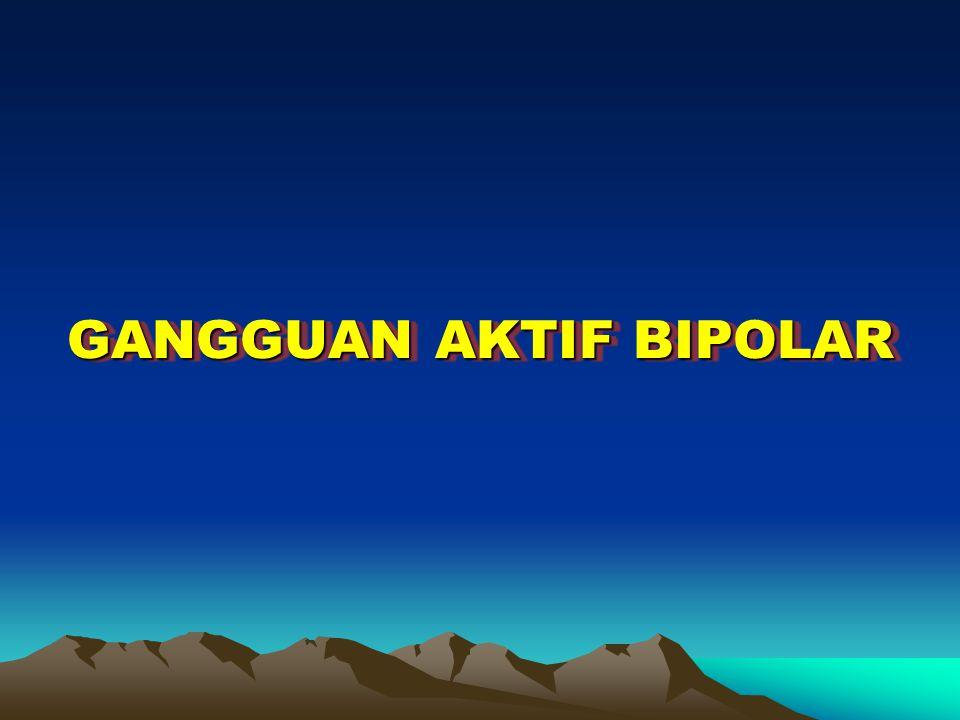 GANGGUAN AKTIF BIPOLAR