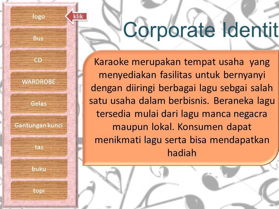 logo klik. Corporate Identity. Bus.