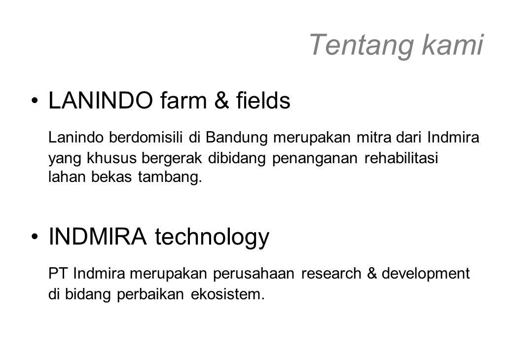 Tentang kami LANINDO farm & fields