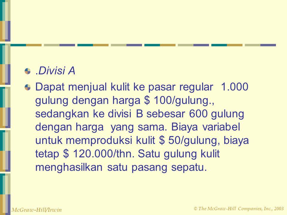 .Divisi A