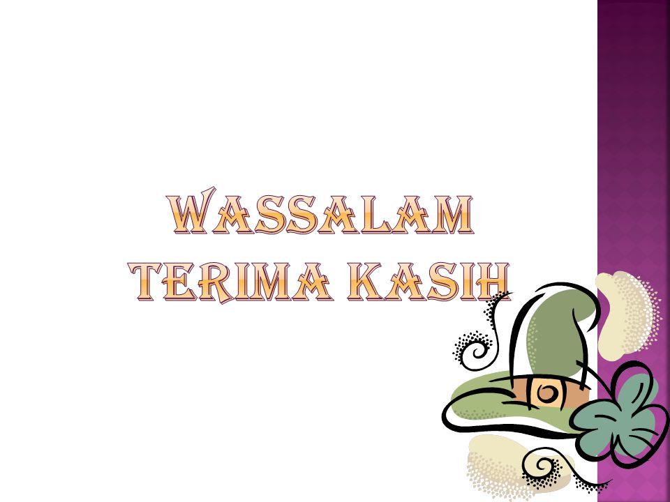 wassalam TERIMA KASIH
