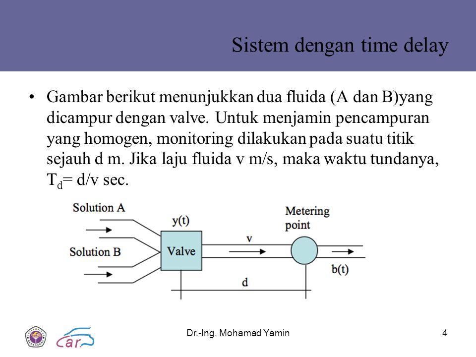 Sistem dengan time delay