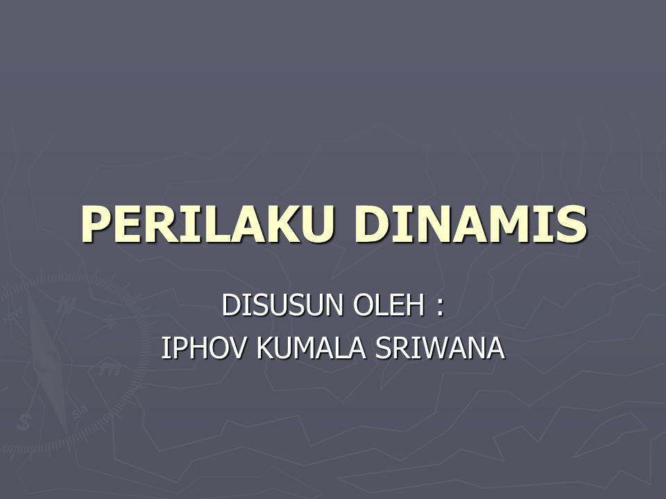 DISUSUN OLEH : IPHOV KUMALA SRIWANA