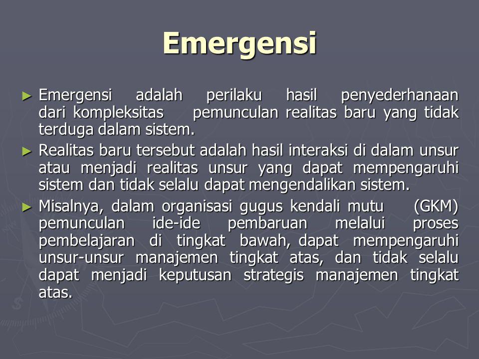 Emergensi
