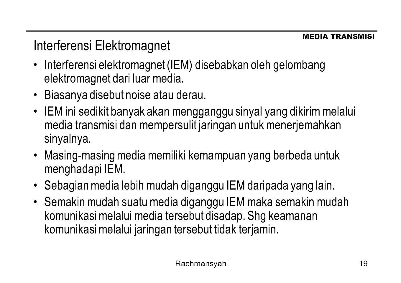 Interferensi Elektromagnet
