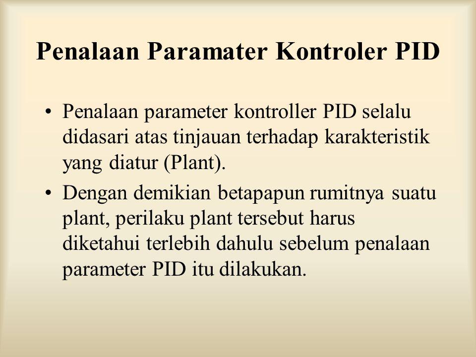 Penalaan Paramater Kontroler PID