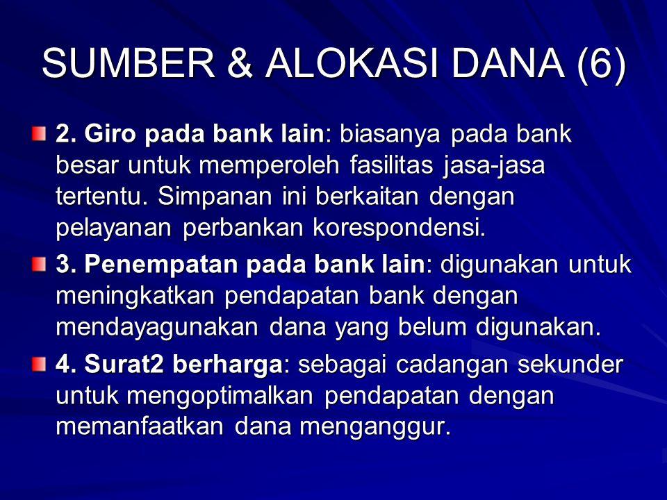 SUMBER & ALOKASI DANA (6)