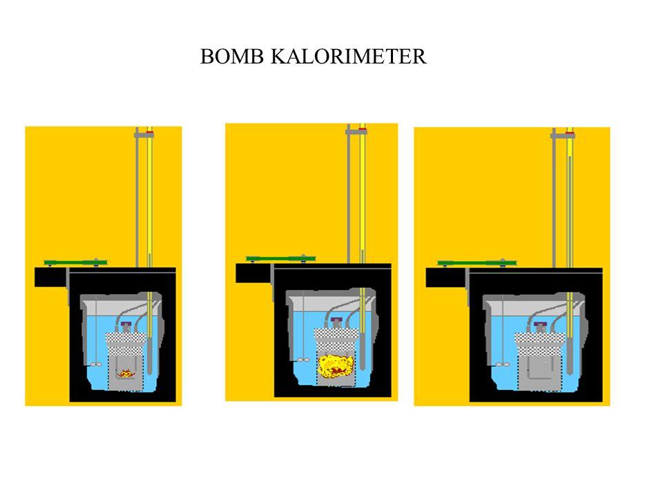 BOMB KALORIMETER