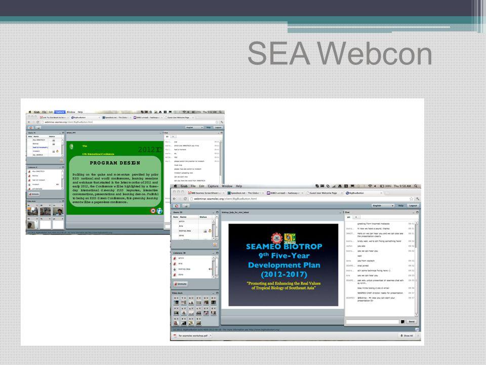 SEA Webcon